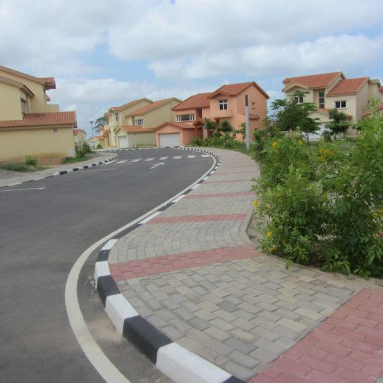 Arranjos Exteriores e Paisagismo - Condominio Habitacional (1)